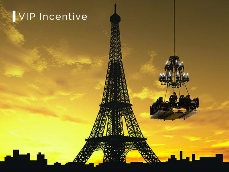 VIP Incentive, Conference & Board Meeting
