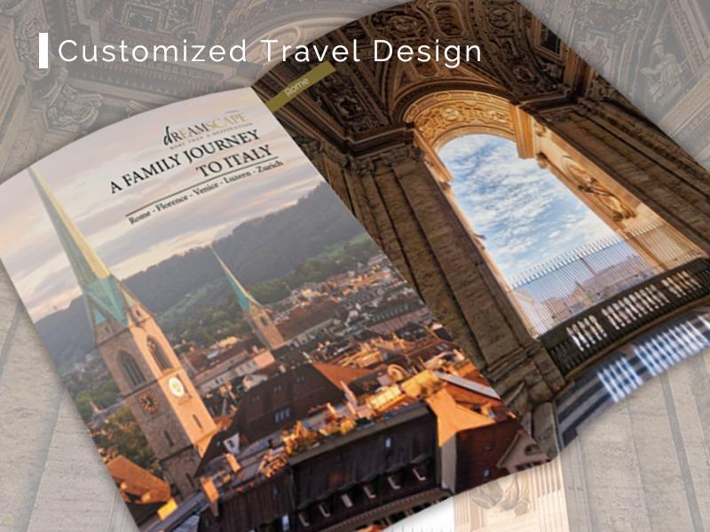 Customized Travel Design