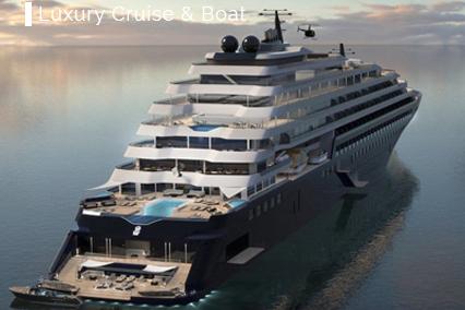 Luxury Cruise & Boat