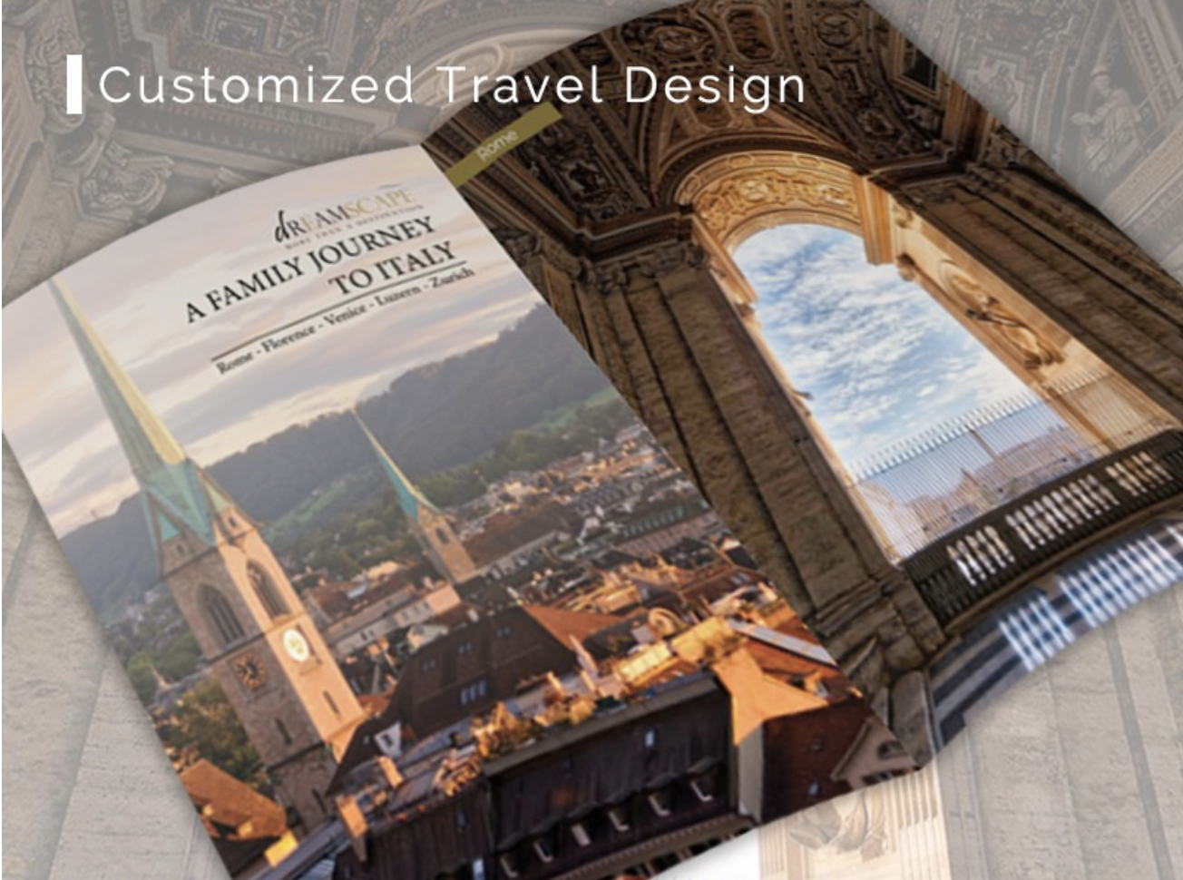 Customized Travel Design