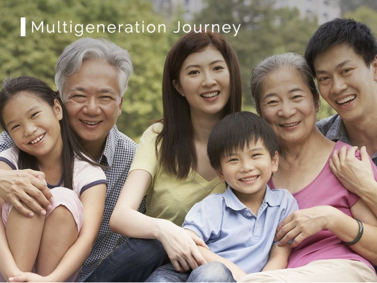 Multigeneration Journey